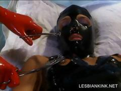 BDSM chapter with lesbo..