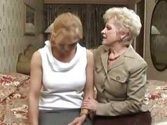 Milf Plus Granny Lesbians