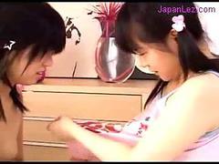 2 Young Girls Sucking..