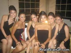 Hot Asian Teen Girlfriends!