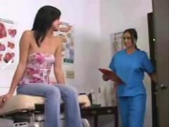 Stephanie sees Dr Valentine..